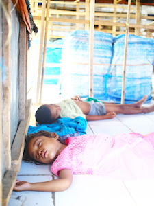 Indonesia children sleeping market