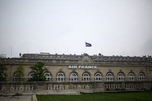 Air France building in Paris 法国航空大楼