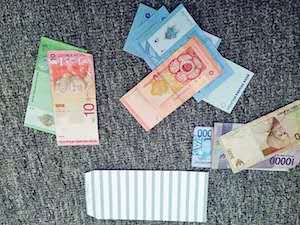 Malay & Indonesia money