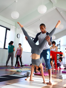 Nino Mendes Yoga Workshop by Keiko Wong