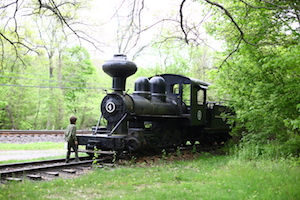 old black steam train, CT rail road museum
